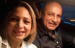 Ao justificar decisão, STJ diz ser 'recomendável' a presença de esposa de Queiroz ao lado dele (Foto: Reprodução)