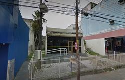 Centro de Distribuição dos Correios na Encruzilhada é atingido por incêndio (Foto: Google Street View)
