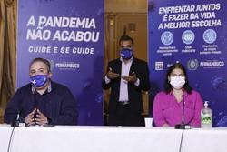 Pernambuco receberá na noite desta quinta, 226.850 doses de vacinas contra a Covid-19 (Foto: Divulgação)