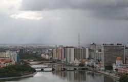 Confira a previsão do tempo para esta segunda (Foto: Hesíodo Goes/Esp. )