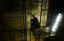 Após minucioso trabalho de restauro, Teatro do Parque entra na etapa final da obra (Foto: Peu Ricardo/DP FOTO)
