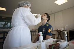 Conembol diz que 99% dos testes de Covid-19 deram negativo (Balanço da entidade organizadora do torneio aponta que 140 dos 15.253 exames não detectaram a doença. Foto: Lucas Figueiredo/CBF)