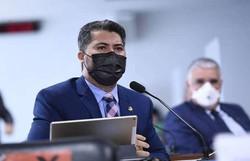 Marcos Rogério sobre casos da Prevent Senior: 'É uma disputa trabalhista' (foto: Edilson Rodrigues/Agência Senado)