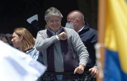 Procuradoria do Equador abre investigação prévia contra Lasso por Pandora Papers (Foto: RODRIGO BUENDIA / AFP )