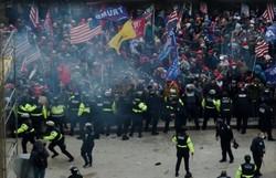 Investigadores indagam se o ataque ao Congresso dos EUA foi planejado ( Olivier DOULIERY / AFP)