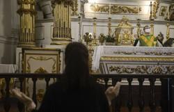 Sinos de igrejas em todo país tocam em homenagem a mortos por Covid-19 (Foto: Tânia Rêgo/Agência Brasil )