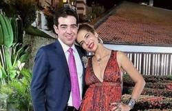Chega ao fim noivado de Vanessa da Mata com ministro Bruno Dantas (Foto: Reprodução/Redes Sociais)