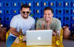 Wesley Safadão e Xand Avião se unem em live para valorizar o forró e lançar música inédita (Foto: Aurélio Alves/Agência LK)