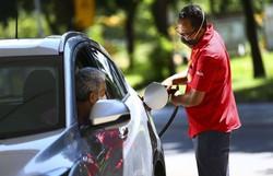 Celulares podem ajudar no combate a fraudes em bombas de combustíveis (Marcelo Camargo/ Agência Brasil )