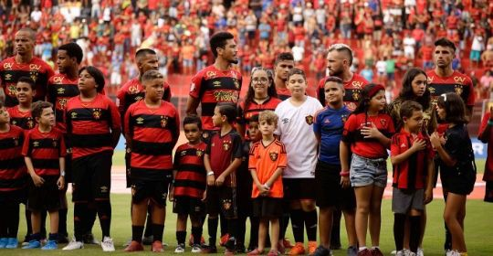Leão da Ilha tem apresentado desempenho irregular na temporada até aqui   (Anderson Stevens/Sport Club do Recife)
