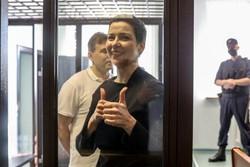 Começa julgamento da opositora bielorrussa Maria Kolésnikova (Foto: Ramil NASIBULIN / BELTA / AFP)