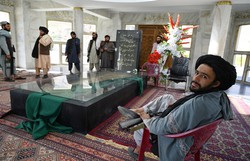 Como o vale de Panjshir, sem apoio e com poucas forças, caiu nas mãos do Talibã (Foto: Wakil Kohsar/AFP)