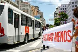 Justiça do Trabalho dá prazo de 72 horas para empresas readmitirem rodoviários (Foto: Leo Malafaia/Esp. DP)