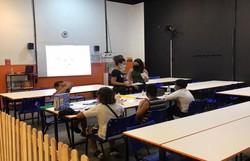 Projeto leva aulas de reforço gratuitas a estudantes de Camaragibe (Foto: Divulgação )