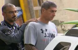 Polícia indicia Ronnie Lessa, suspeito de assassinar Marielle Franco, por tráfico de armas (Foto: Reprodução/TV Globo)