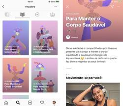 Instagram estreia recurso no Brasil com foco em saúde mental. Confira (Foto: Reprodução/Instagram)