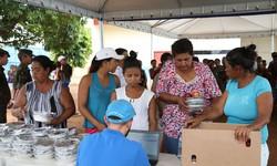 Programa da ONU ajuda venezuelanas a refazer a vida no Brasil (Foto: Antônio Cruz / Agência Brasil)