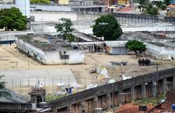 Detento é morto a tiros e dois ficam feridos no Complexo do Curado  (Annaclarice Almeida/DP/D.A Press)
