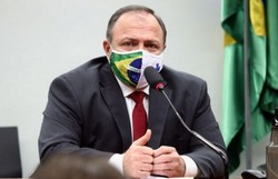 'Não se trata de números', diz Pazuello sobre as 100 mil mortes por covid (Foto: Najara Araujo/Câmara dos Deputados)