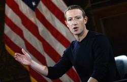 Zuckerberg promete rever políticas do Facebook após semana de tensão (Foto: ANDREW CABALLERO-REYNOLDS / AFP)