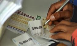 Mega-Sena: um apostador ganha o prêmio de  R$ 7 milhões (Foto: Wilson Dias / Agência Brasil )