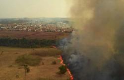 Setembro tem aumento de 180% nos incêndios no Pantanal (Foto: Mayke Toscano/Secom-MT)