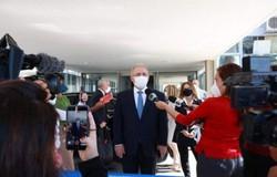 Queiroga anuncia que Governo irá testar 3ª dose da Coronavac (crédito: Ministério da Saúde/Twitter/Reprodução)