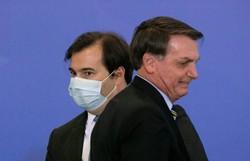 Maia acusa Bolsonaro de querer transformar Câmara em anexo do Planalto (Foto: Reprodução)