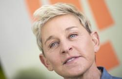 Apresentadora Ellen DeGeneres se desculpa por acusações de ambiente tóxico em produção de programa (Foto: VALERIE MACON / AFP )