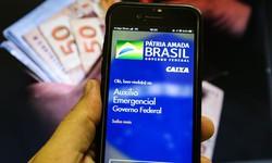 Trabalhadores nascidos em fevereiro podem sacar auxílio emergencial (Foto: Marcello Casal Jr. / Agência Brasil)