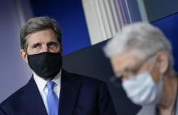 EUA exigem investigação internacional 'robusta e clara' sobre origens da Covid-19 (Foto: Drew Angerer/Getty Images via AFP)