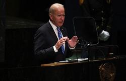 Estados Unidos não busca 'nova Guerra Fria', diz Biden em alusão à China (Foto: Pool/Getty Images/AFP)