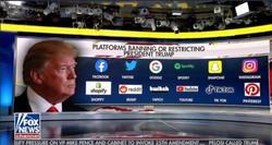 Restrições a perfis de Trump sinalizam mudança nas redes, dizem especialistas (Foto: Reprodução/ Twitter)