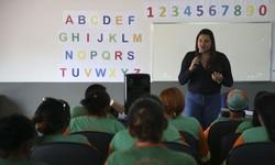 MEC lança o Relatório Nacional da Alfabetização Baseada em Evidências (Foto: José Cruz / Agência Brasil)