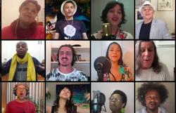 Antonio Nóbrega reúne artistas para canção-manifesto contra o fascismo (Foto: Reprodução/Youtube)
