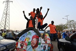 Ousmane declara vitória na eleição presidencial do Níger com 50,3% (De acordo com a Comissão Eleitoral Nacional Independente (Ceni), em anúncio ontem, Bazoum venceu o segundo turno da eleição presidencial no Níger, com 55,75% dos votos, contra 44,25% de Ousmane. Foto: Issouf SANOGO / AFP)