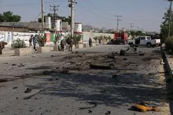 Combates em cidade sitiada no Afeganistão deixam 40 civis mortos e 118 feridos em 24h (Foto: Zakeria HASHIMI / AFP)