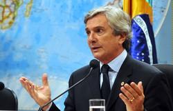 Ex-presidente Fernando Collor será entrevistado na Rádio Clube AM (Foto: Marcello Casal Jr/Agência Brasil)