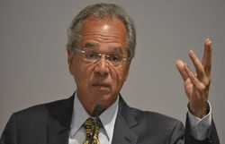 Furar o teto de gastos poderia levar a impeachment de Bolsonaro, diz Guedes (Foto: Valter Campanato/Agência Brasil )