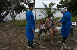 Covid-19: país distribui 3 milhões de testes; 1 milhão são analisados (Foto: Tarso Sarraf/AFP)