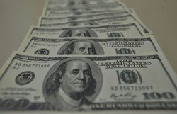 Dólar chega a R$ 4,51, mas bolsa se recupera e volta a subir  (Foto: Marcello Casal Jr./Agência Brasil )