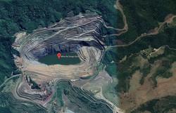 STJ vê risco de ruptura e barra funcionamento de barragem da Vale (Foto: Reprodução/Google Maps)