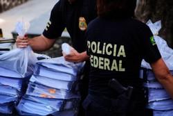 PF procura 15 por fraudes financeiras de R$ 2,5 bilhões e afasta delegado (Foto: Divulgação/ Polícia Federal)