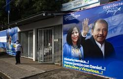 Campanha eleitoral começa na Nicarágua com o caminho livre para Ortega (Foto: Oswaldo Rivas/AFP)