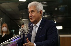 Ministro Marcos Pontes participa de publicação científica sobre nitazoxanida (Marcello Casal Jr/Agência Brasil )
