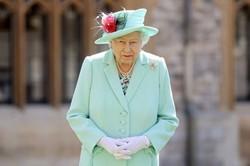 Elizabeth II diz estar 'profundamente emocionada' por mensagens após a morte do esposo (Foto: Chris Jackson/AFP)