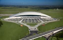 Aeroporto de Montevidéu é transformado em cinema drive-in (Foto: Wikipedia/Reprodução)