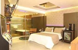 Motel de BH deve pagar direitos autorais por música nos quartos (Foto: Jair Amaral/EM/D.A Press)
