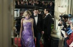 Fotos de Emma Corrin como princesa Diana em 'The Crown' são divulgadas pela Netflix (Foto: Divulgação)