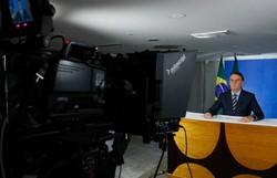 Bolsonaro vai fazer pronunciamento em rede nacional sobre o novo coronavírus (Foto: Reprodução/Twitter)